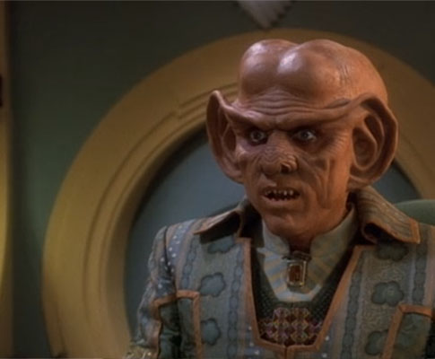 It's Ferengi Time on Random Trek