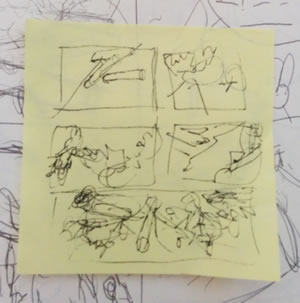 Page 50 post-it