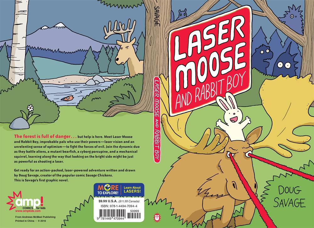 Laser Moose final cover