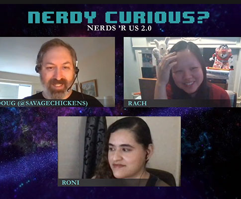 Doug on Nerdy Curious